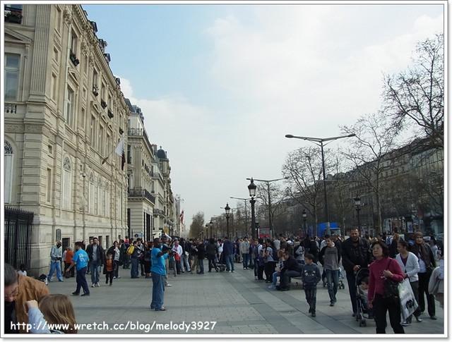 巴黎的街道散文(2)